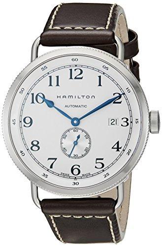 Pioneer Hombre Khaki H78465553 Para Reloj Hamilton Navy Ib7Yfy6gv