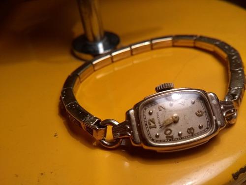 reloj hamilton pulsera mujer