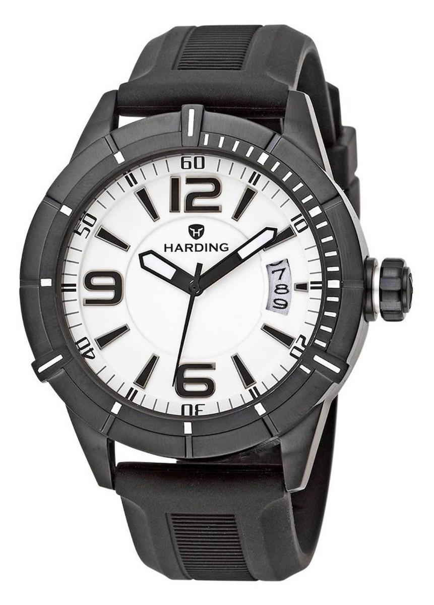 Hombre Ha0101 Nuevo De Harding Para Aquapro Cuarzo Reloj wTPOiukZX