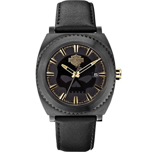 reloj harley davidson 78b129 tienda oficial bulova