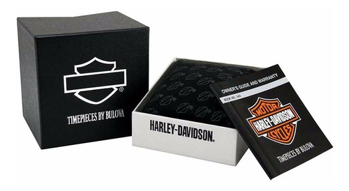 reloj harley davidson 78b143 de hombre envío gratis e-watch