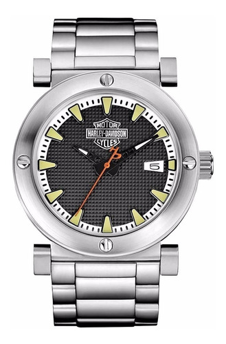 reloj harley davidson black label 76b165 de hombre e-watch