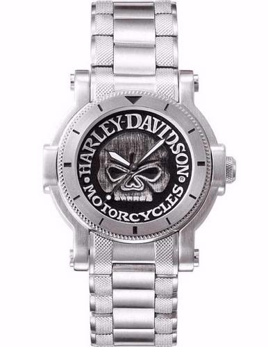 reloj harley davidson by bulova 76a11 tienda oficial bulvoa