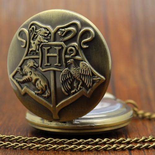 reloj harry potter varios modelos en stock snitch reliquias