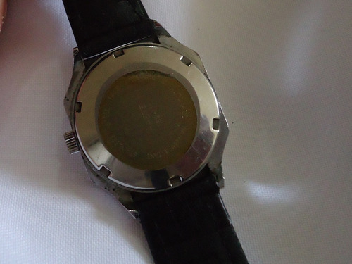 reloj haste autimático 25 jewels vintage caja octagonal