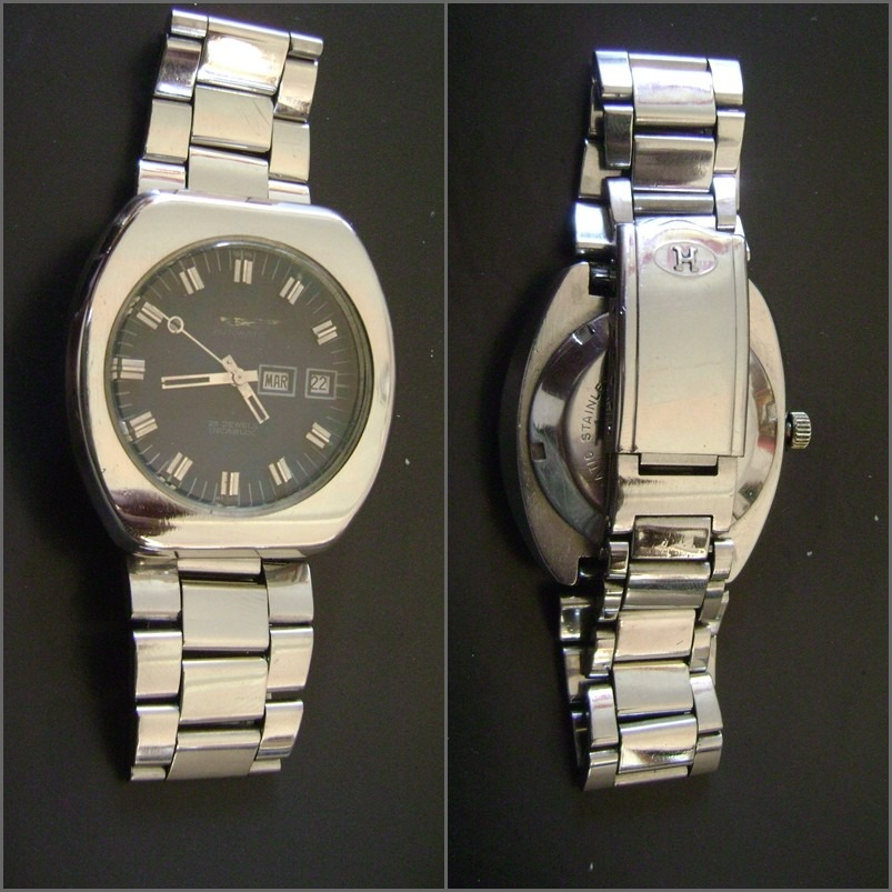 Reloj Haste Autom 225 Tico 25 Jewels Suizo 1 500 00 En