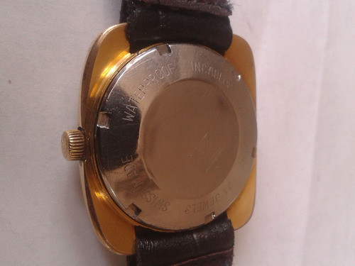 reloj  haste automatico (omega)