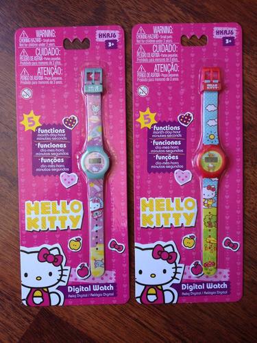 reloj hello kitty sanrio