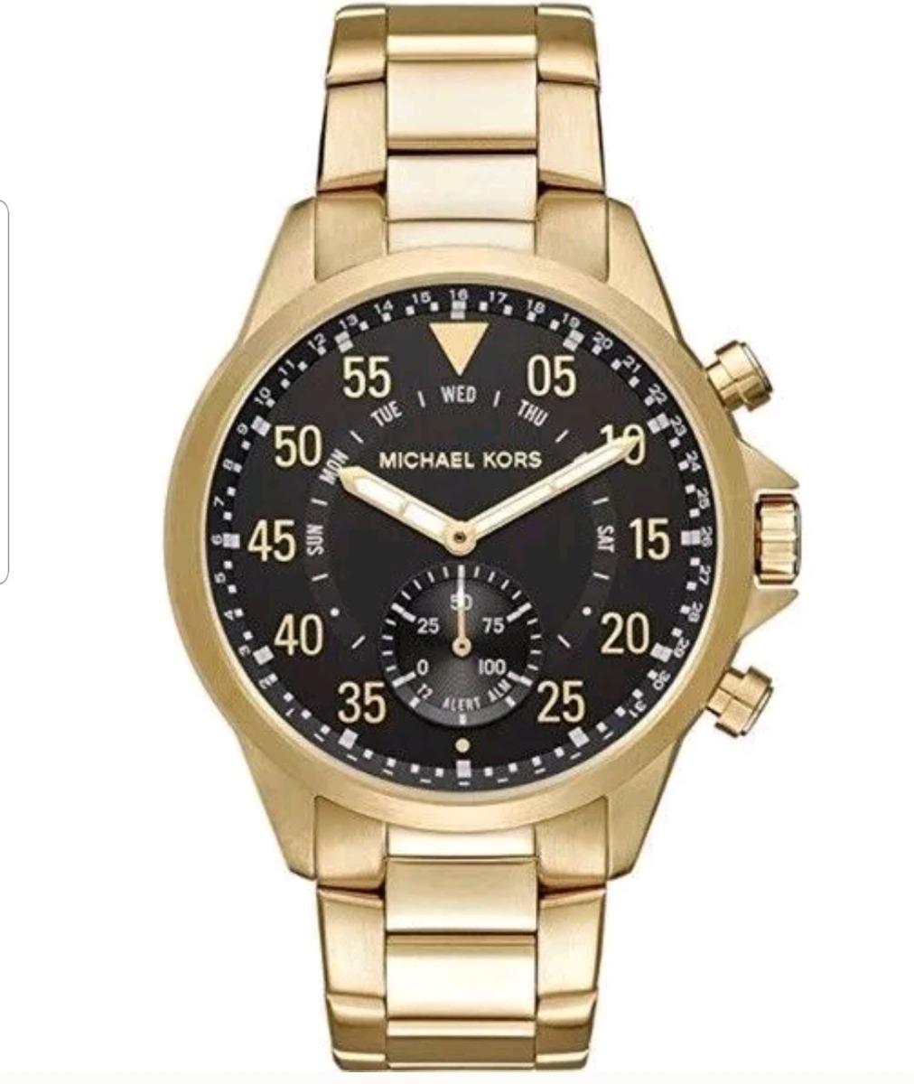 Mkt4008 Michael Reloj Reloj Kors Híbrido Híbrido Michael zqVpMSUG