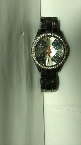 reloj hiphop rap bling bling