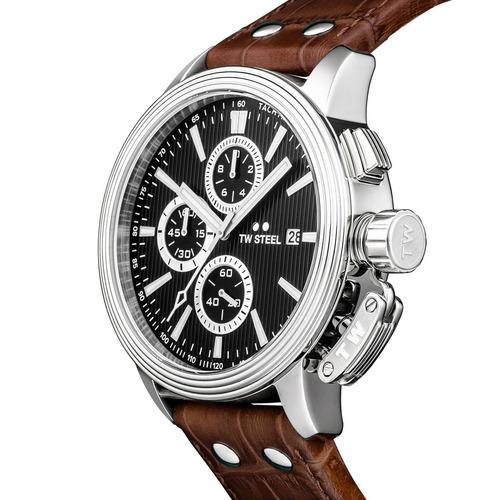 reloj hombr steel