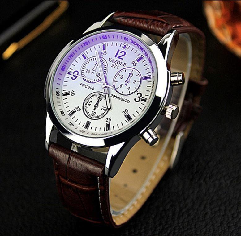 2f93908fe295 Reloj Hombre- Acero - Fondo Blanco - Nros Romanos- Oferta -   470