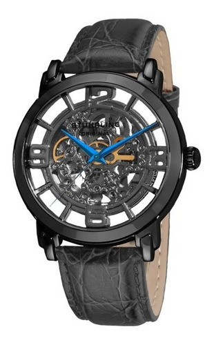 reloj hombre acero inoxidable 165b.335569 stuhrling