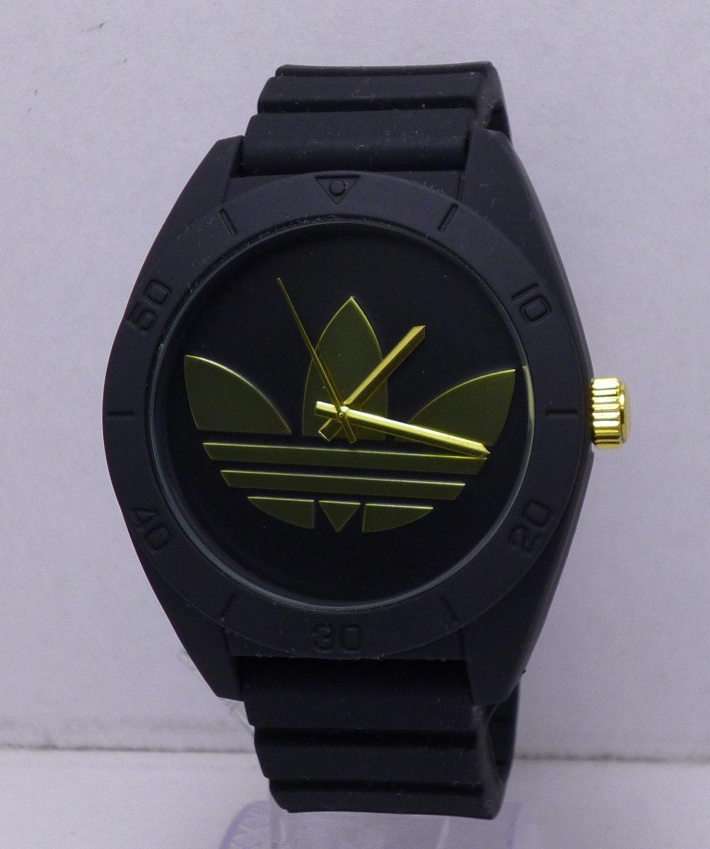 4933e79b5bf2 Reloj Hombre adidas Barato Excelente Negro Regalo -   349.00 en ...
