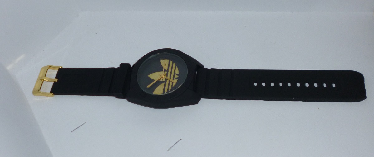 eb83cc30fe0 Reloj Hombre adidas Barato Excelente Negro Regalo -   349.00 en ...