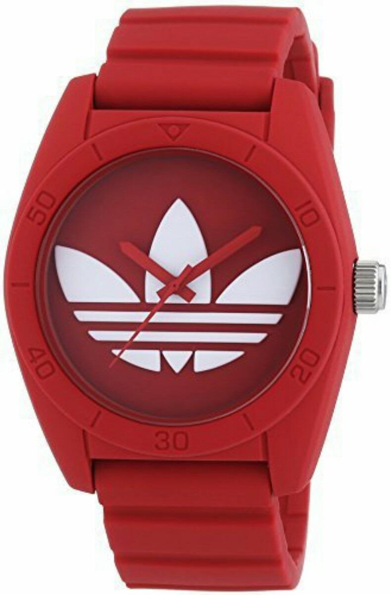 a700c60647f Reloj Hombre adidas Excelente Rojo Regalo -   349.00 en Mercado Libre