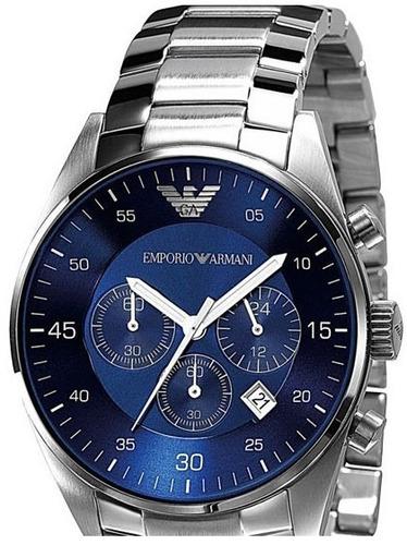 reloj hombre armani
