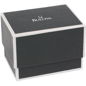 Reloj Hombre Bulova 96e04 Diamond Multifunction Vellstore