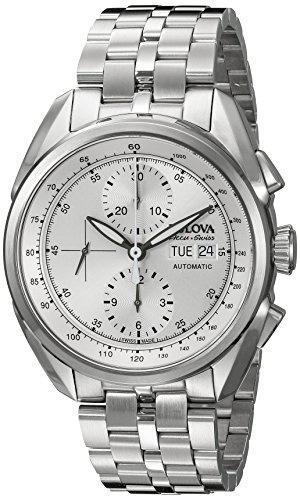 reloj hombre bulova accu swiss 63c120 hand wind vellstore
