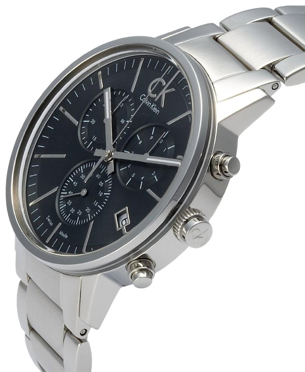 575c0a233980 Reloj Hombre Calvin Klein K7627161 Post Minimal Silver Pm0 -   7