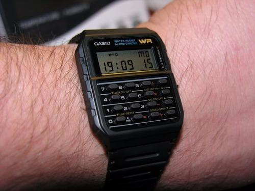reloj hombre casio