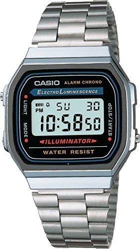 reloj hombre casio a168w 1 vellstore
