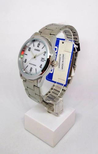 reloj hombre casio clasico solar agente oficial