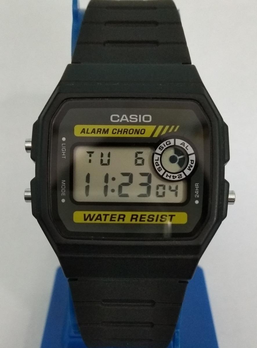 0e3f6131bbca Reloj Hombre Casio Digital. F-94wa-9dg Sumergible