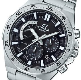 44383c9945bb Reloj Casio Edifice Ef 555 Crono Hombre Acero 100% Original - Relojes Casio  Hombres en Mercado Libre Argentina