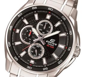 Casio Cronómetro Wr Reloj Ef 1a Edifice Hombre 334d 100m nwm8N0vyO