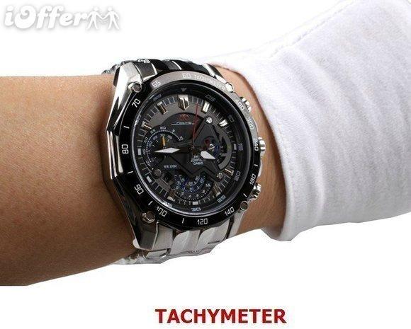 1avRed Reloj Hombre Casio BullNuevo Ef 550 Edifice Rbsp cuTl1FKJ3