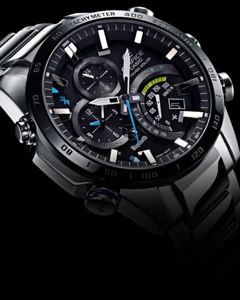 Hombre Casio 501xd Reloj Edifice Eqb 1a BluetoothSolar 35ARjLq4c