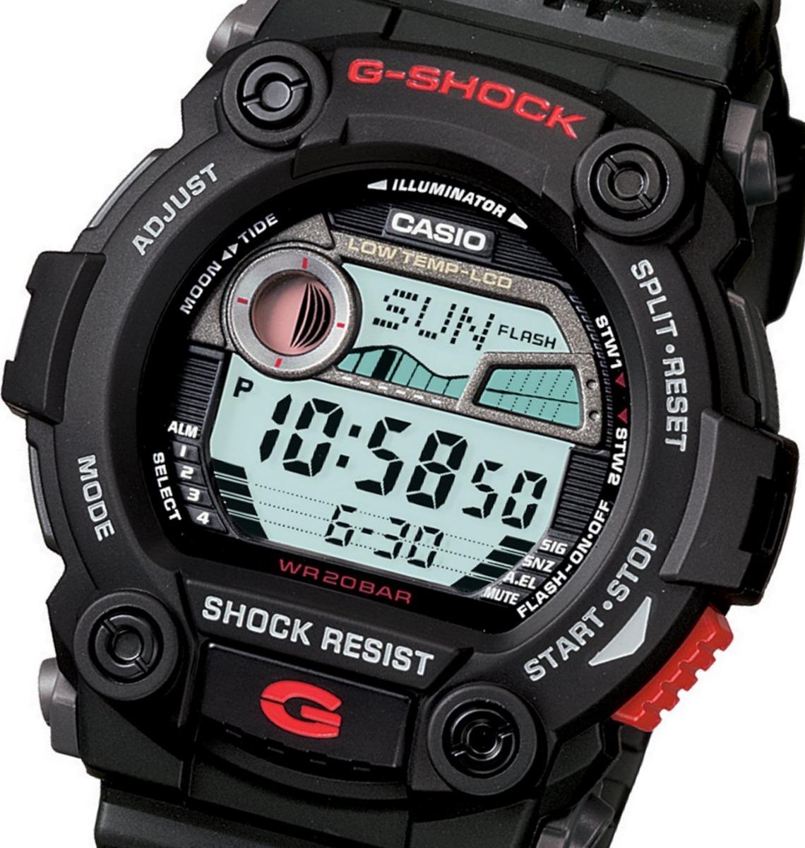 Reloj Hombre Casio Cod: W 217hm 9a Joyeria Esponda