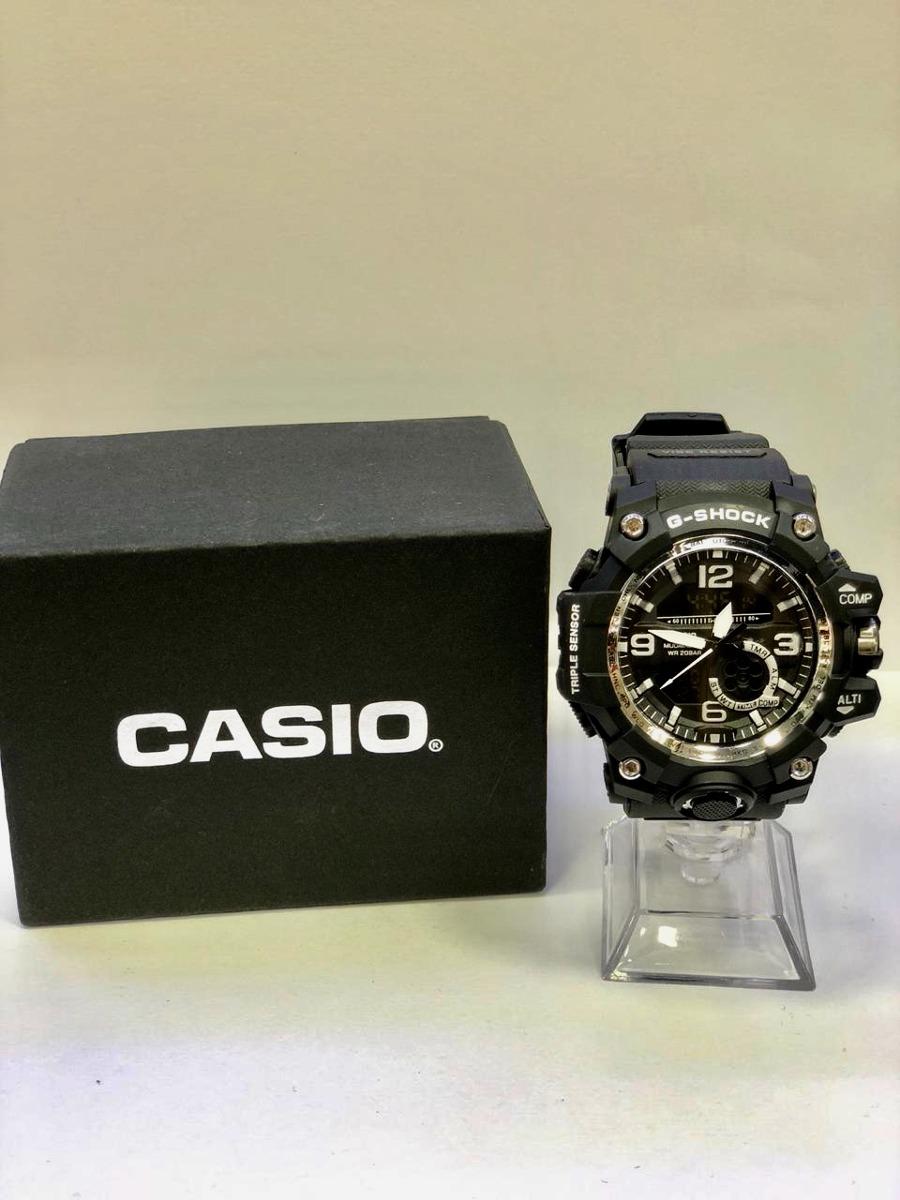 fbf2cb1bbf38 reloj hombre casio g-shock deportivo nuevo analogo y digital. Cargando zoom.