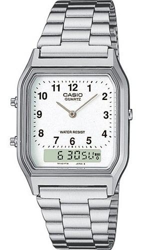 reloj hombre casio modelo aq-230a original impacto online