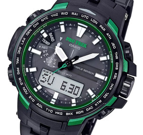 Cod Reloj Hombre Sensor Prw 6100fc 1d Triple Casio Protrek YIb6yvgf7
