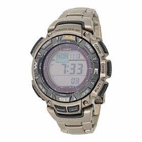 Reloj Hombre Casio Protrek Titanium Prg -240t-7dr Origina