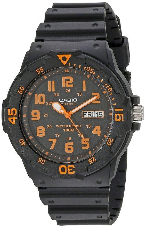 593ba6cc9101 reloj hombre casio unisex mrw200h deportivo - sumergible. Cargando zoom.