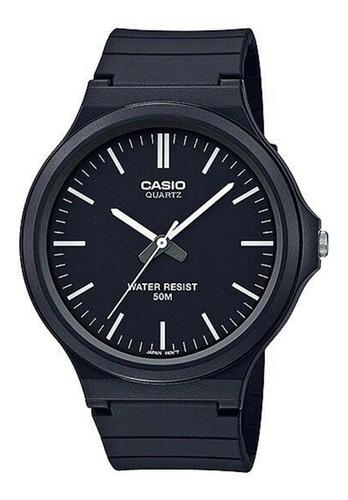 reloj hombre casio vintage cod: mw-240-1e joyeria esponda