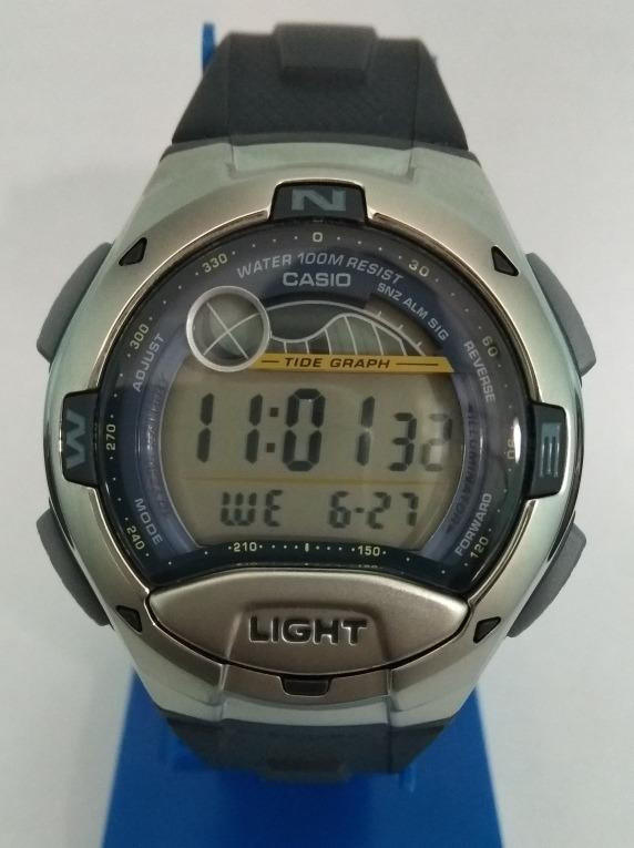 2avdf 753 W Reloj Casio Hombre SzqMGUVp