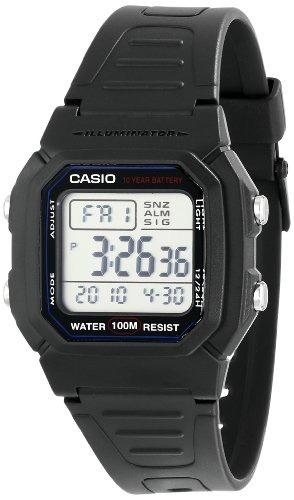 reloj hombre casio w800h 1av classic sport with band