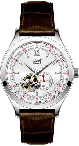 reloj hombre cat automatico ea14835232 wr 50 mts 5 atm
