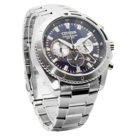 reloj hombre citizen an8010-55l crono agente oficial m