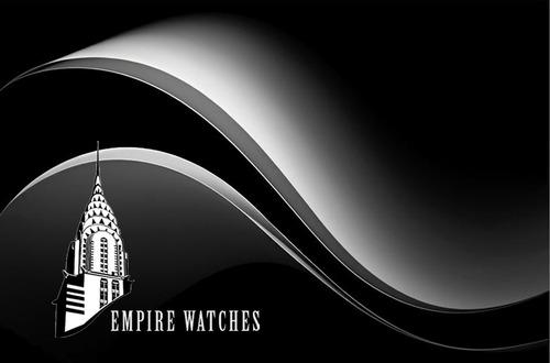 reloj hombre citizen an8050-51e  crono agente oficial mj