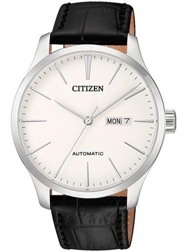 reloj hombre citizen automatico nh8350-08b  agente oficial m