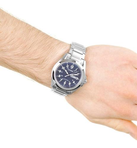 reloj hombre citizen  aw0050-58l eco drive agente oficial m