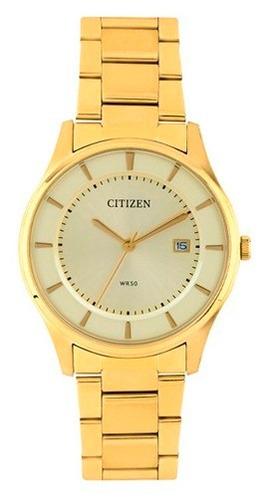 reloj hombre citizen bd0043-59p  agente oficial m