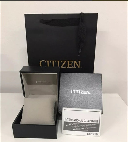 reloj hombre citizen bi1055-52e agente oficial m