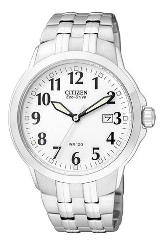 reloj hombre citizen  bm7090-51a  eco drive agente oficial m