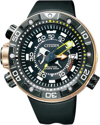 reloj hombre citizen bn2025-02e aqualand eco agenteoficial m
